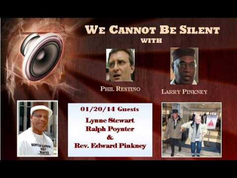 Political Prisoners with Lynne Stewart, Ralph Poynter & Rev. Edward Pinkney