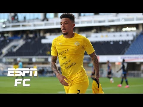 Why Jadon Sancho, Weston McKennie & Achraf Hakimi are being investigated by the German FA | ESPN FC