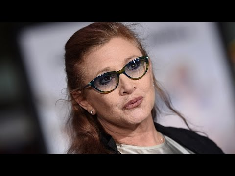Carrie Fisher Already Wrapped Filming 'Star Wars: Episode VIII' Before Her Death