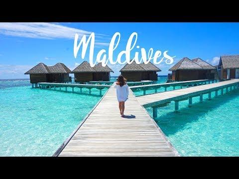 Kandolhu Island Maldives  - GoPro and DJI Phantom 3 HD