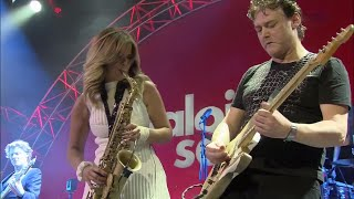 Candy Dulfer - Lily Was Here (Baloise Session 2015)