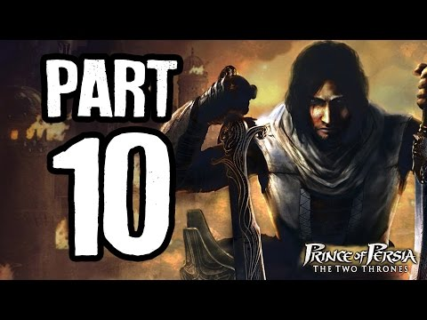 ► Prince of Persia: Two Thrones | #10 | Vezír / KONEC! | CZ Lets Play / Gameplay [1080p] [PC]