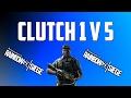 Rainbow Six Siege EPIC Clutch 1 V 5 W Capitao mp3
