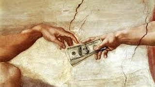 The World Economy Is Centered Around 'The God of Money'