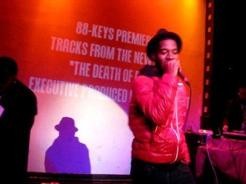 88 Keys ft. KiD CuDi - Ho! Is Short For Honey (LIVE) @ S.O.B.'s