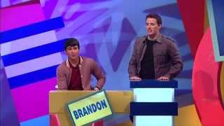 Brandon Perea on Nickelodeon