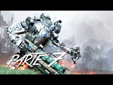 TITANFALL 2 PARTE 7 | GAMEPLAY EN ESPAÑOL | LETS PLAY | PS4