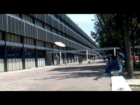 Edificio De La Esia Zacatenco Youtube