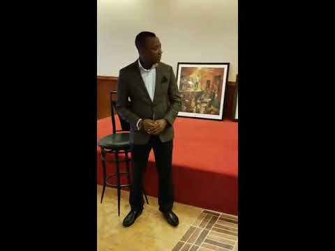Sowore Omoyele (Presidential Candidate for Federal Republic of Nigeria)