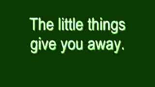 Linkin Park-The Little Things Give You Away Lyrics