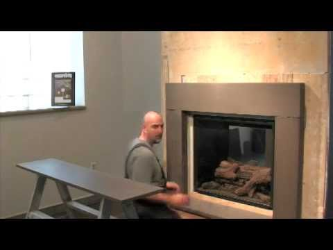 Chapter 4: Installing the Trim Kit - Solus Installing Concrete ...