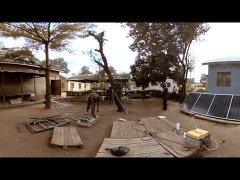 "MobiExperience 360 VR - ""Solar Welding"""