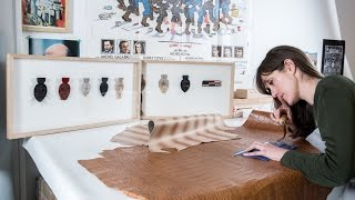 Video Prix de la Jeune Création Métiers d'Art 2017, Marie Masson download MP3, 3GP, MP4, WEBM, AVI, FLV Juni 2018