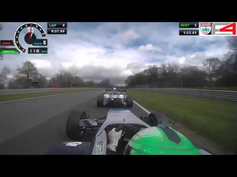 BRDC British F3 - Brands Hatch
