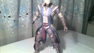Assassin's creed 3 papercraft