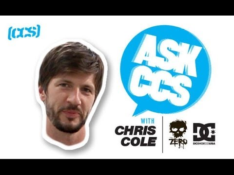 ASK I CHRIS COLE