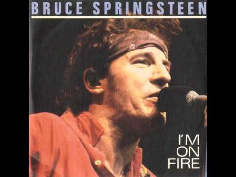 Bruce Springsteen - I´m On Fire (Longer...