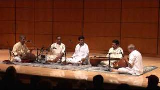Musicians from South India - Percussion exchange