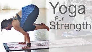 Yoga for Courage, Strength, Resilience with Lesley Fightmaster