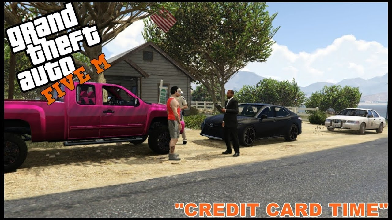 GTA 5 ROLEPLAY - PAY THE CREDIT CARDS OR SALE YOUR TRUCKS- EP  174 - CIV