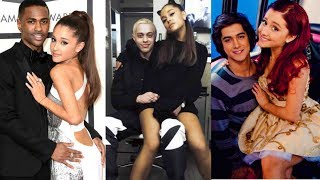 Top Ten Boyfriend's of Ariana Grande