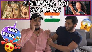 German Reaction to AISHWARYA RAI Part 3 - Devdas 'Silsila Ye Chaahat Ka' & Umrao Jaan 'Salaam'