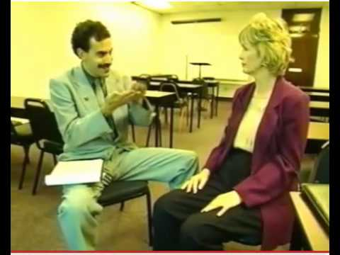 Borat dating service video 6