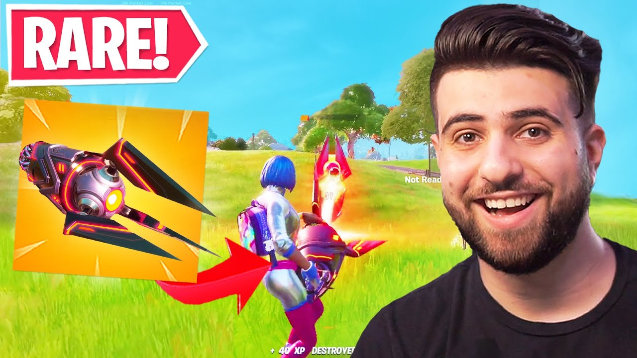 The New RAREST Weapon in Fortnite Season 4... thumbnail