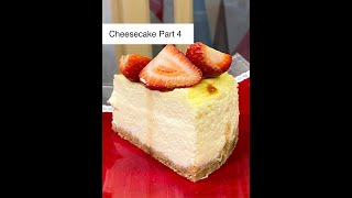 PART 4HOW TO MAKE A #ClassicCheesecake  6 основных правил для #приготовления #чизкейка #չիզքեյք