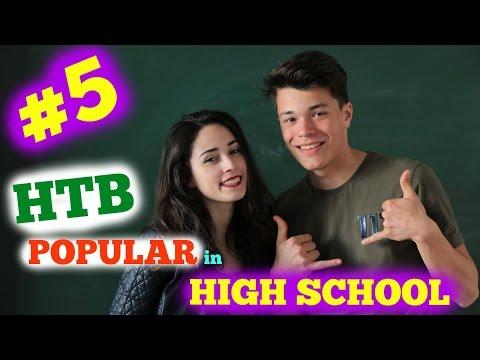 E NEVINOVAT?! | HTB POPULAR IN HIGH SCHOOL | S2 EP5