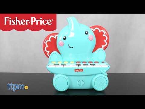 Elephant Piano from Fisher-Price