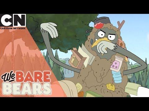 We Bare Bears | Mutant Monster of the Lake | Cartoon Network