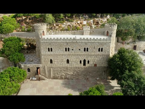Lebanon's 'Castle of dreams' - BBC Travel Show
