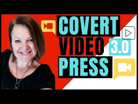 Covert Video Press 3.0 Review + Demo | Covert Video Press 3.0 Walkthrough Video. http://bit.ly/2ZzwOCD