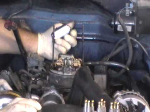 1995 Chevrolet Suburban Ignition Module Replace - YouTube