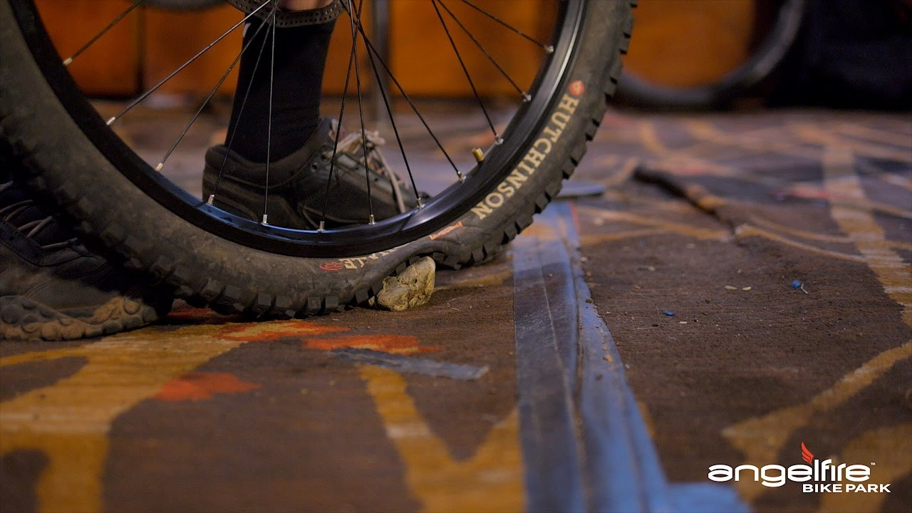 Gravity Garage | How to adjust your downhill mtb's tire ...
