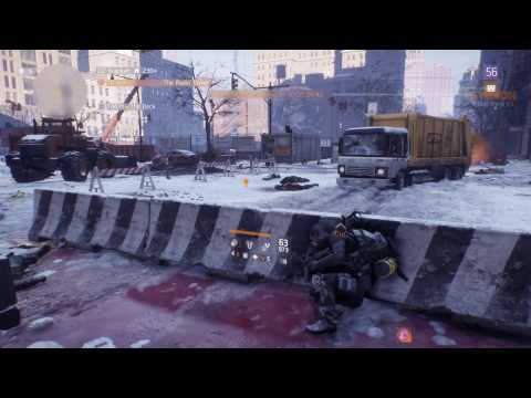Division PTS 1.6 Phase 3 - DZ North Landmark And Extraction