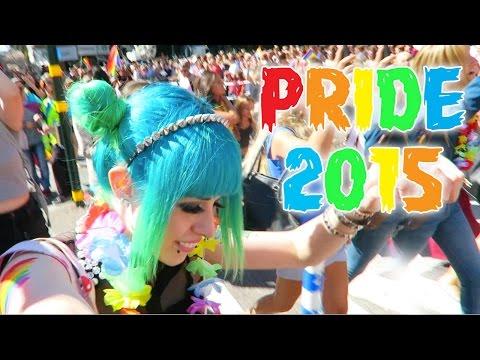 STOCKHOLM PRIDE PARADE - 2015
