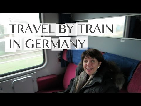 See How to Travel by Train in Germany