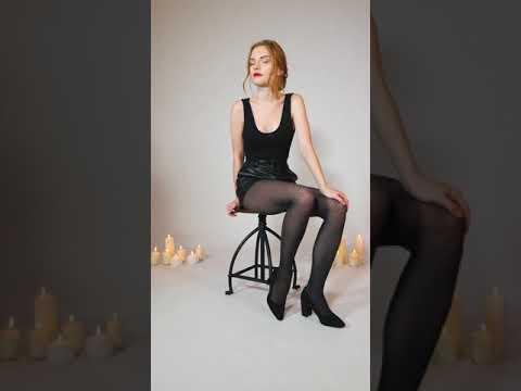 Divine Paris - FIERTÉ Collant FANTAISIE effet résille BRILLANT