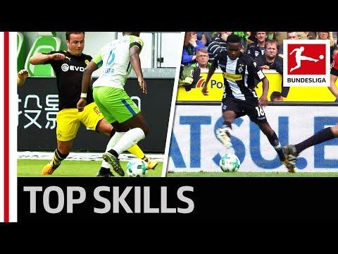 Aubameyang, Brandt, Raffael and More - Best Skills from Matchday 1