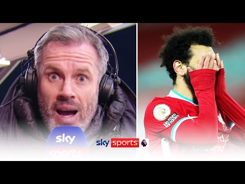 'Liverpool could be fighting for their lives to make Top Four!' | Jamie Carragher on shock defeat thumbnail