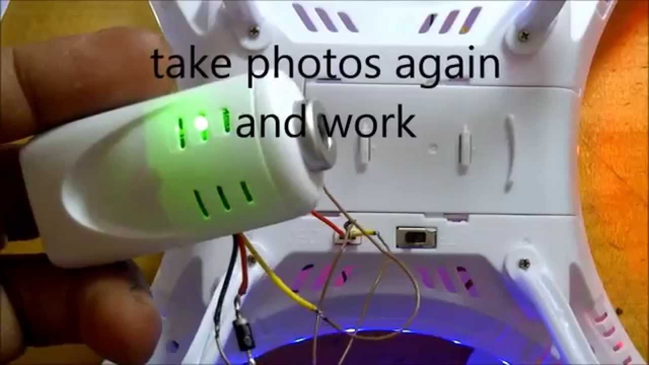 How To Instal Syma X5c Camera On Rc Quadcopter Jjrc H8c Youtube. How To Instal Syma X5c Camera On Rc Quadcopter Jjrc H8c. Wiring. Drone Wi Fi Camera Wiring Diagram At Scoala.co