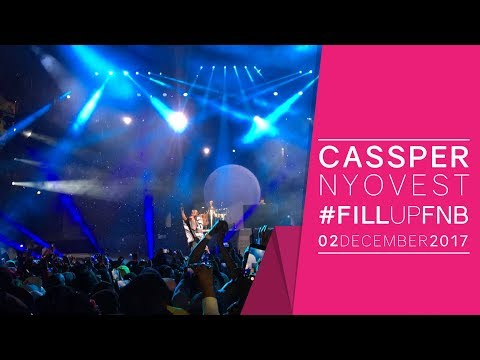 Cassper Nyovest - FillUpFNB | Black Motion Rainbow