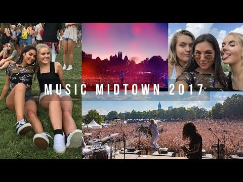 MUSIC MIDTOWN 2017