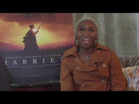 Cynthia Erivo Is Harriet Tubman