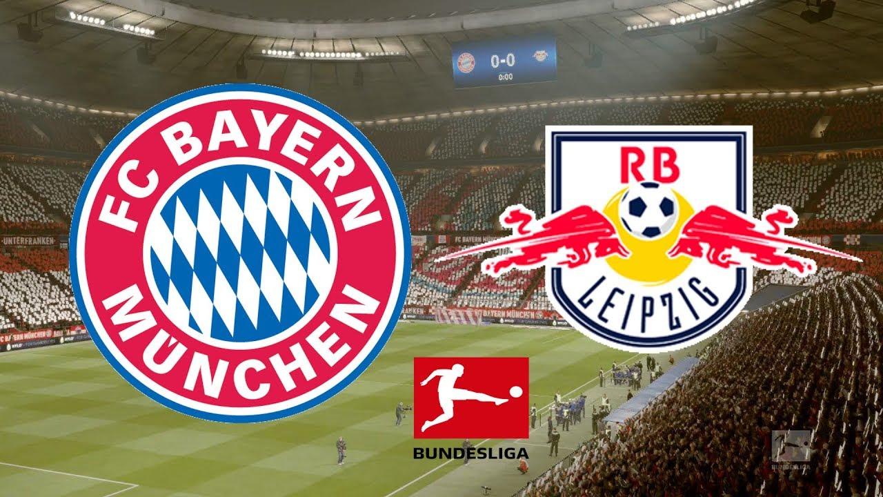 Bundesliga 2018/19 - Bayern Munich Vs RB Leipzig - 19/12/18 - FIFA 19 -  YouTube