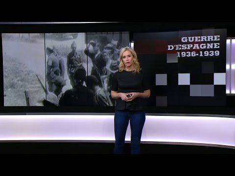 Vidéo : le fantôme de Franco hante toujours l'Espagne