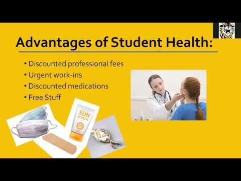 Student Affairs Webinar: Sick and Away From Home