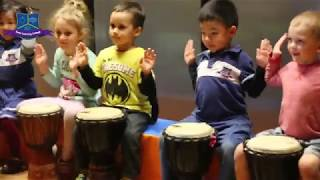 Music Lessons, Djembe, at Adam and Noah Early Learning College
